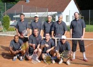 Wolz Estenfeld herren 40 tennisclub estenfeld